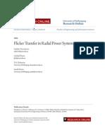 Flicker Transfer Radial