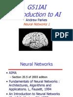 NeuralNetworks-1