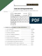 Ejercicios de Estequiometri¦üa