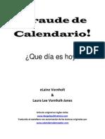 Fraude de Calendario 1-0