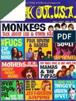 Freakout Usa 001 1967 Warren