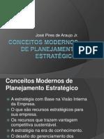Conceitos Modernos de Planejamento Estrategico