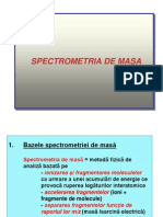 Spectrometrie
