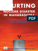 """Courting Nuclear Disaster in Maharashtra"