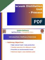 HR VDU Process