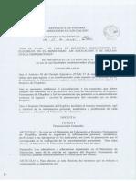Decreto Ejecutivo N° 236 de 28-6-2005