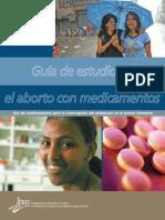 IPAS ABORTO MEDICO ESPAÑOL