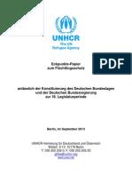 Eck Punkte 2013 UNHCR Sept 2013