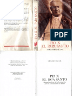 Girolamo Dal Gal Pio X El Papa Santo