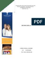 Informe 2do Nivel Academia Avanzada