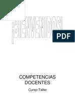 Competencias Docentes 1.1