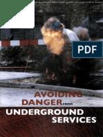 Health and Safety Avoiding Danger