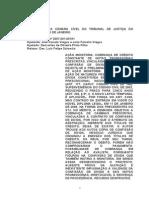 TJ-RJ - confissão de dívida - promissorias vinculadas e prescritas - monitoria - possibilidade.pdf