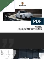 Porsche US 911GTS 2011