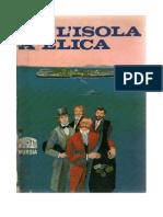 Jules Verne - L'Isola a Elica (Ita Libro)