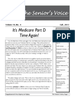 Newsletter Fall 2013