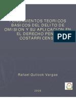 Delitos de Omision Costa Rica