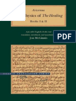 Avicenna-The Physics of the Healing(I-II)