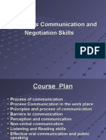 Bc & Negotiation Skills