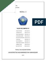 Laporan Kelompok 4. Forensik Modul 2 (pemeriksaan bagian dalam)