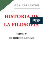 143930269 Tomo 5 v Historia de La Filosofia de Hobbes a Hume Copleston