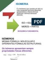 ISOMERIA PLANA E GEOMÉTRICA- Aula 00