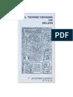 Azanza, Jeronimo - El Tierno Drama de Belen