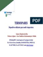 Termopares-dispositivos Utilizados Para Medir Temperatura