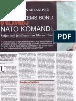 Srpski Dzejms Bond - General Jovan Milanovic