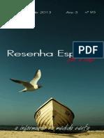 Resenha Espirita on Line 95
