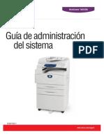 Xerox Workcentre 5020 Administrador