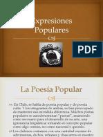Expresiones Populares