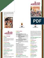 Programa La Chicharra 2009