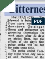 1981 Police Strike