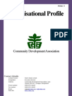 Organisational Profile 2
