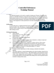 Training Manual Intro and Check List Rev 6