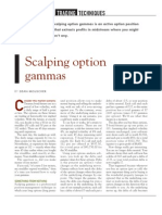 Scalping Option Gammas