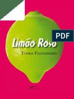 Limao Rosa - Flora Figueiredo