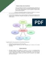 Teoria Sistemico Holistico y Complejo