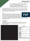 Fichas de Telas Copia