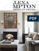 Excerpt from Decorating in Detail by Alexa Hampton