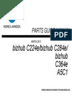 C224e_C284e_C364e parts manual