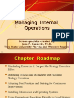 Tutorial on Strategy Management