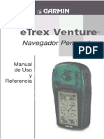 Garmin Etrex Venture Manual Sp