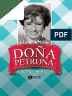 El Libro de Dona Petrona Desconocido