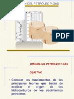 Presentación 3_Origen del Petróleo y Gas