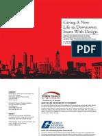 Georgia Municipal Association/Carl Vinson Institute of Government Downtown Atlanta study