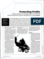 Protecting Profits Payments