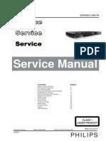 Manual Service DVD