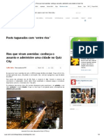 Ideias Verdes _ Rios que viram avenidas_ conheça o assunto e administre uma cidade no Quiz City